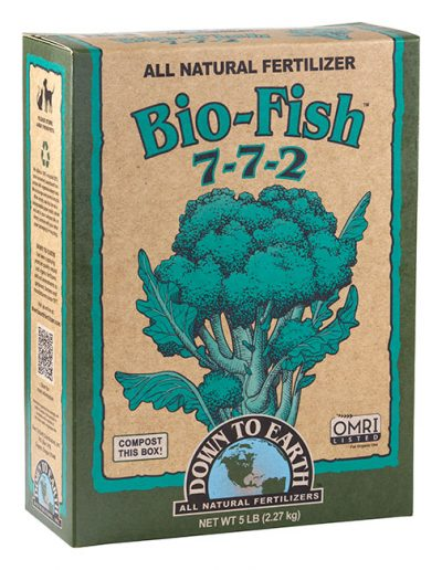 Bio-Fish 7-7-2 All Natural Fertilizer