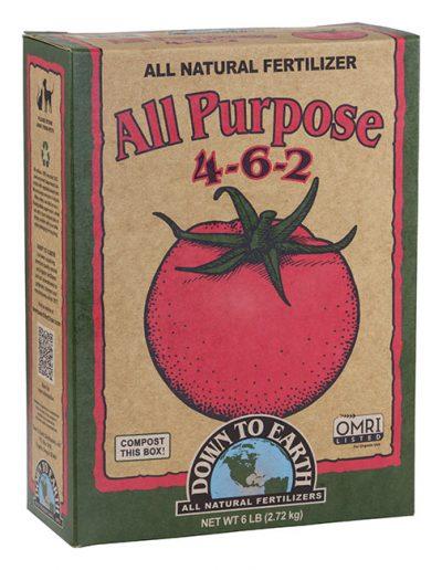 All Purpose 4-6-2 All Natural Fertilizer