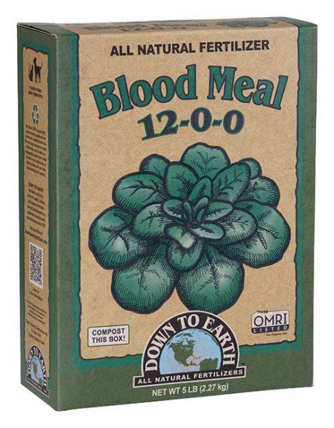 Blood Meal 12-0-0 All Natural Fertilizer