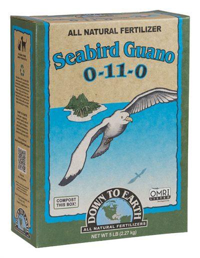 Seabird Guano 0-11-0 All Natural Fertilizer