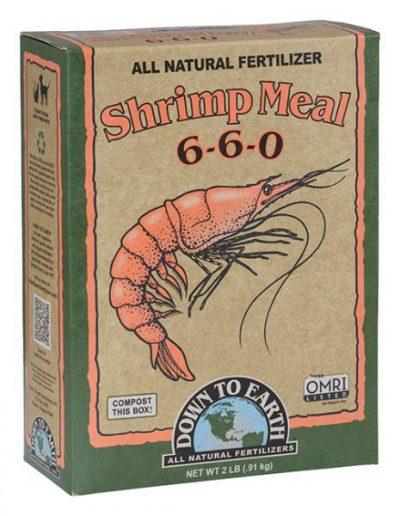 Shrimp Meal 6-6-0 All Natural Fertilizer