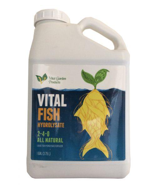 Vital Fish Hydrolysate 2-4-0 All Natural
