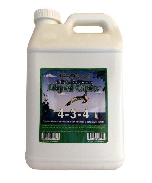 Liquid Grow 4-3-4