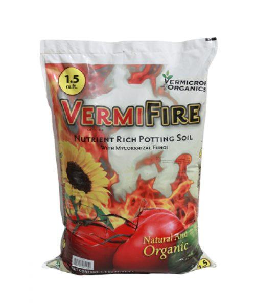 VermiFire Potting Soil