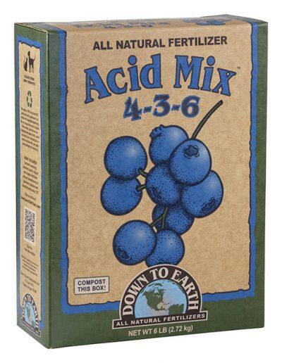 Acid Mix Fertalizer 4-3-6